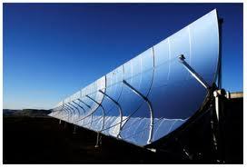 solar concentration