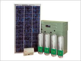 solar home lighgt